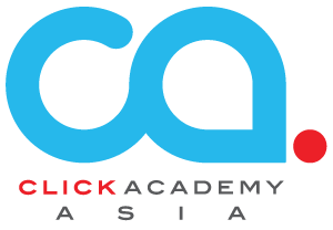 ClickAcademy Asia. A Sticky SPY partner in  for Sticky Presentations training workshop. Effective presentation design and delivery for lasting impressions.